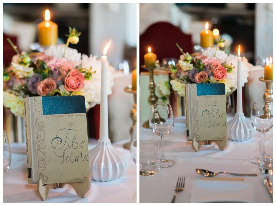 KNYGOS   BOOK WEDDING - Roberta Drasute. Wedding decor