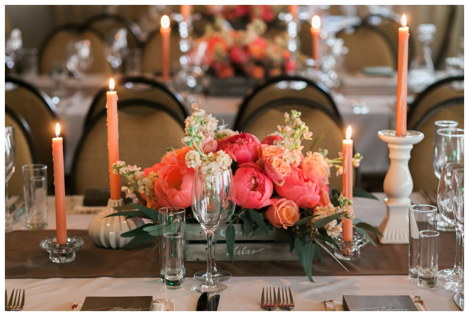 KORALAS | CORAL WEDDING - Roberta Drasute. Wedding decor