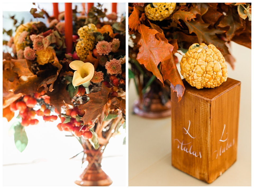 AUTUMN COLOURS | RUDENS SPALVOS - Roberta Drasute. Wedding decor