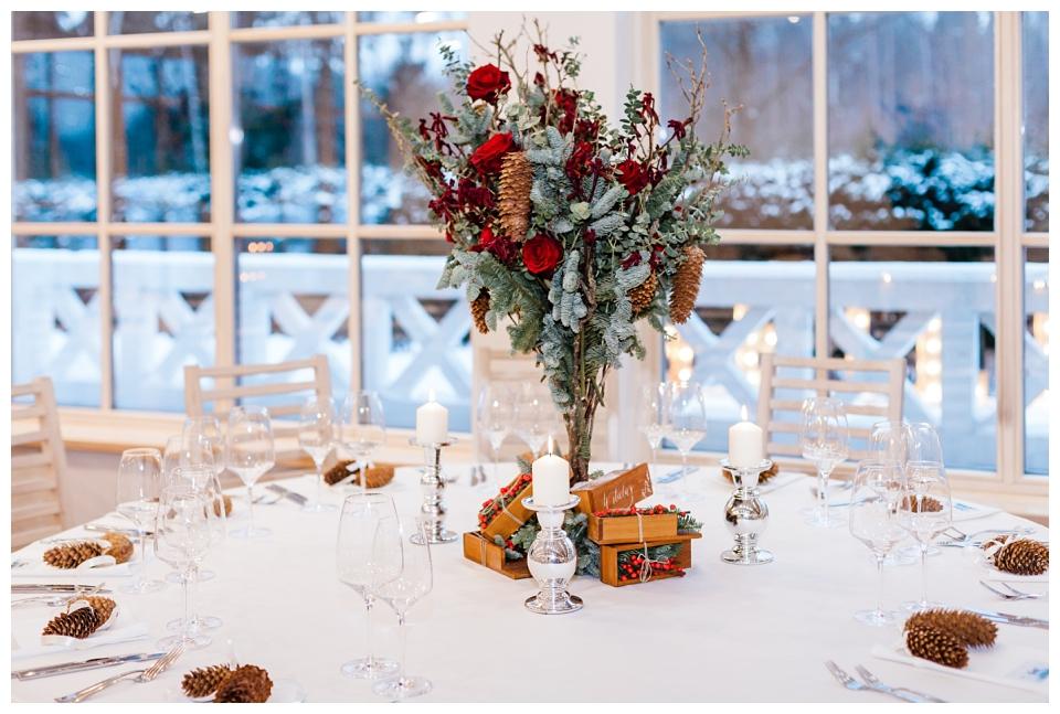 VESTUVĖS ŽIEMĄ | WINTER WEDDING - Roberta Drasute. Wedding decor
