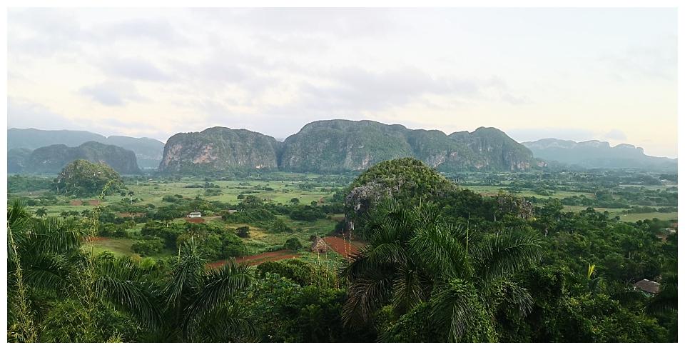 Vinales slėnis (Valle de Vinales) Kuba